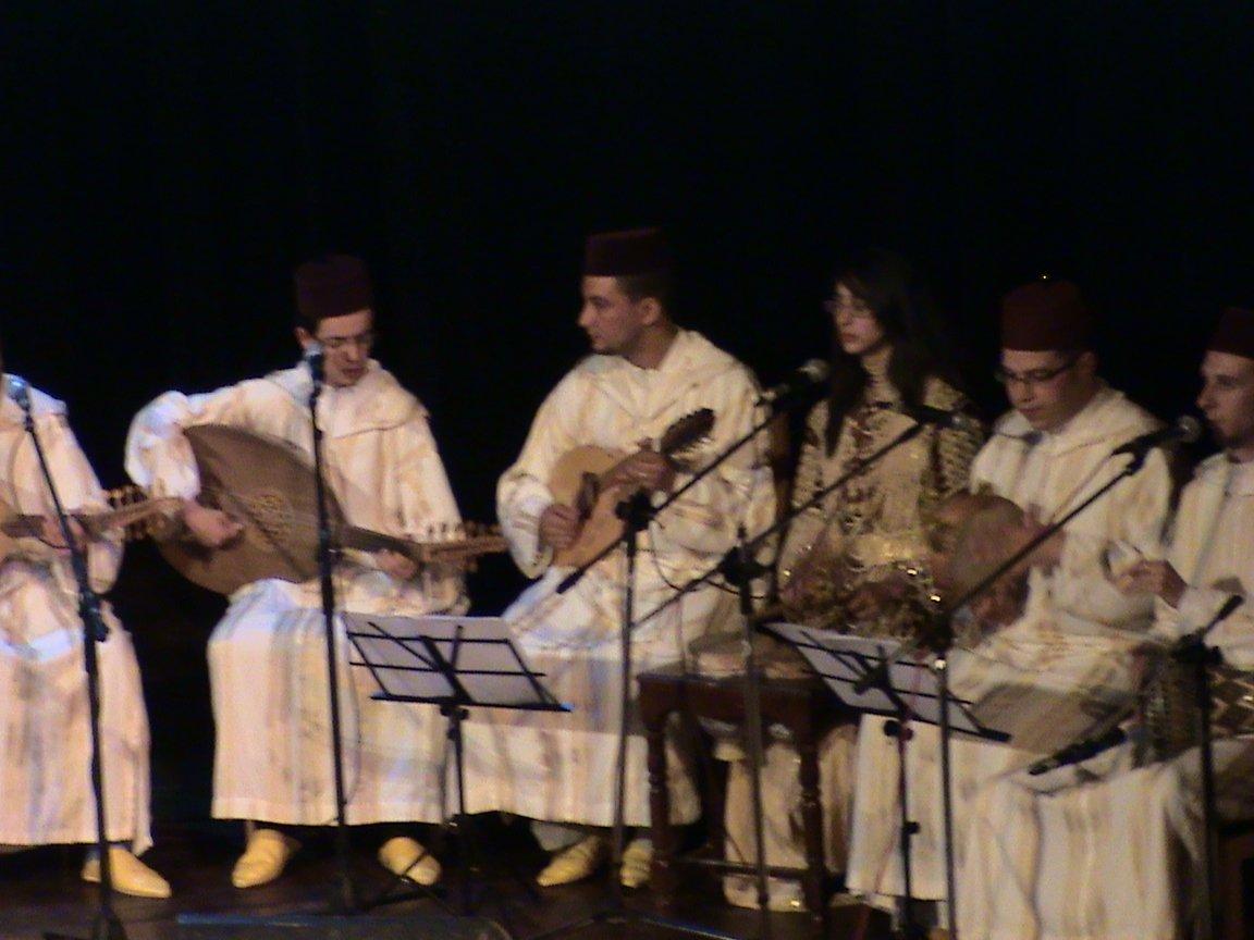 Elayam 2 » la troupe musicale de nédroma invitée à oran